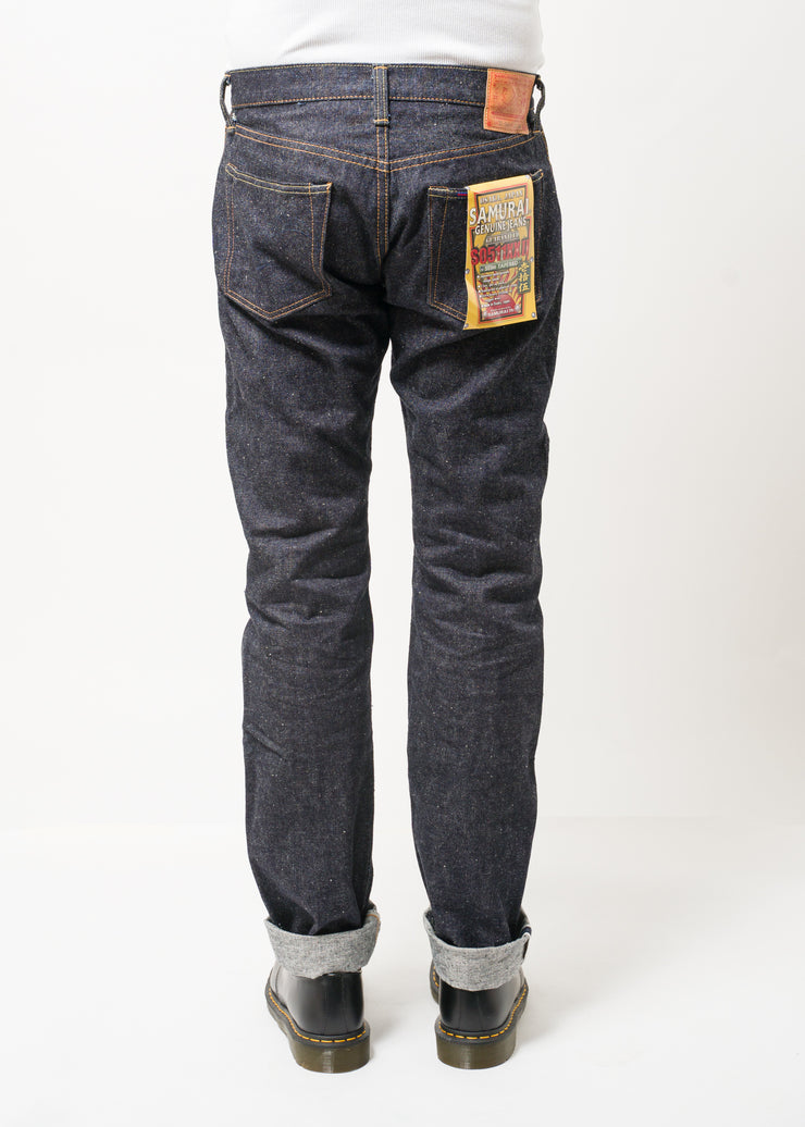 SAMURAI S0511XXII 15OZ DENIM JEANS SLIM TAPERED