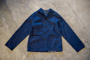 "TCB ""SEAMENS"" 10OZ NEPPY DENIM JACKET"