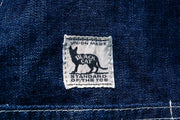 "TCB ""BLACK CAT"" 10OZ DENIM JACKET"