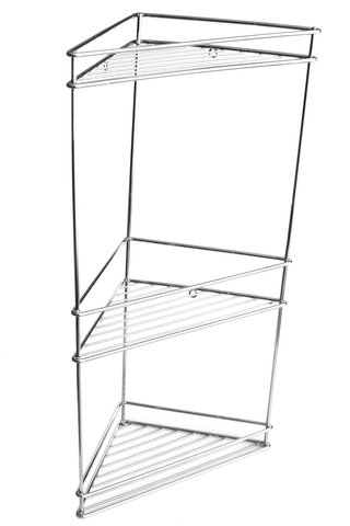 3-Tier Shower Corner Caddy