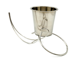 Ice Bucket Holder and S/Steel Bucket