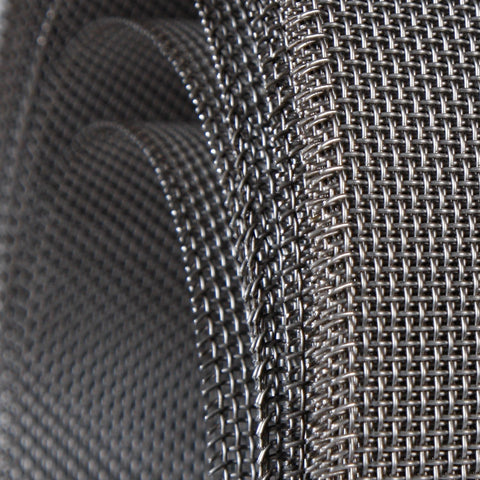 Hollander Weave Mesh - 304 Stainless Steel