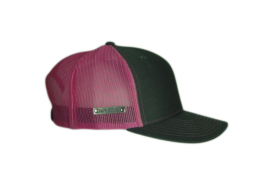 Load image into Gallery viewer, SILVER TAG CHR & PINK HAT