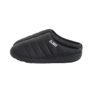 SUBU Insulated Slipper Black