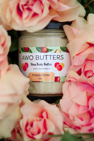 Simply Citrus Shea Butter