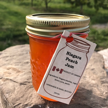 Load image into Gallery viewer, Niagara Peach Jam