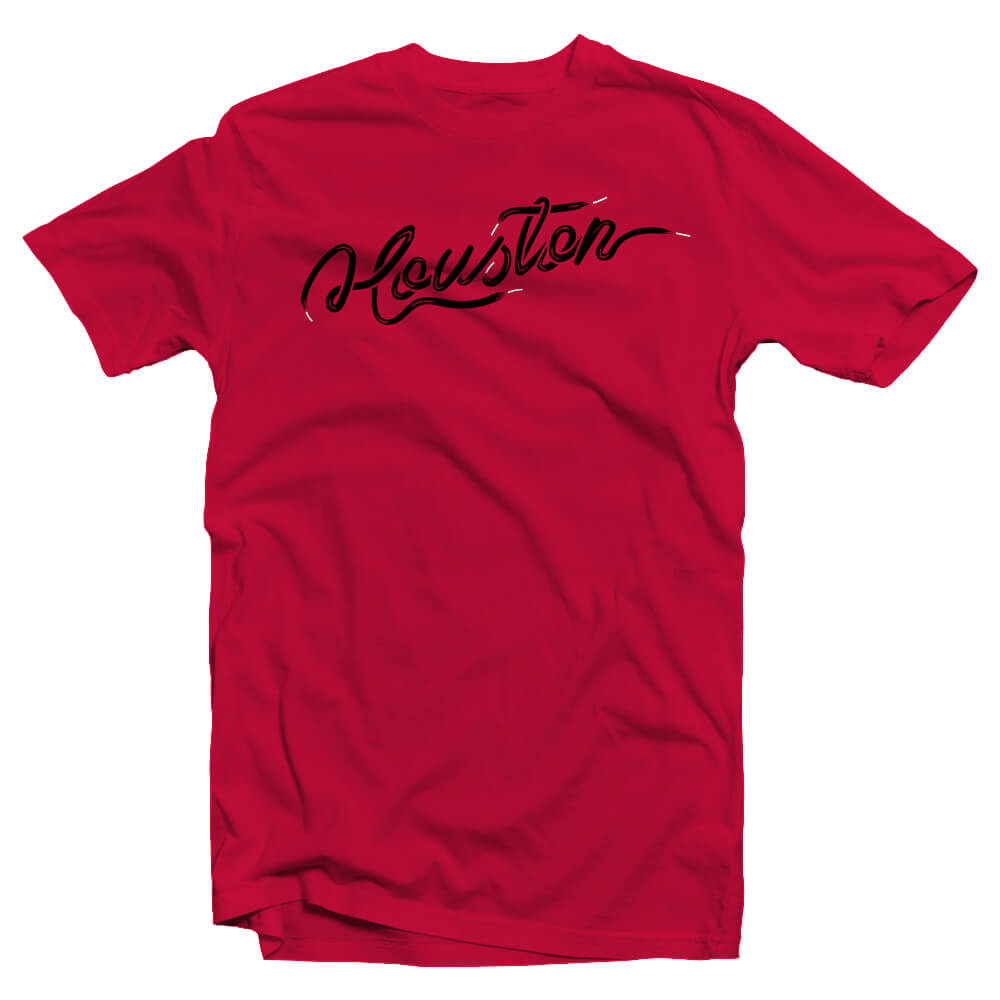 Houston Laces T-Shirt