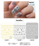 ネイルシール HAXX051 HAXX050 HAXX049 - NailStyle - For Kirakira Women