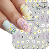 ネイルシール Hanyi407 - NailStyle - For Kirakira Women