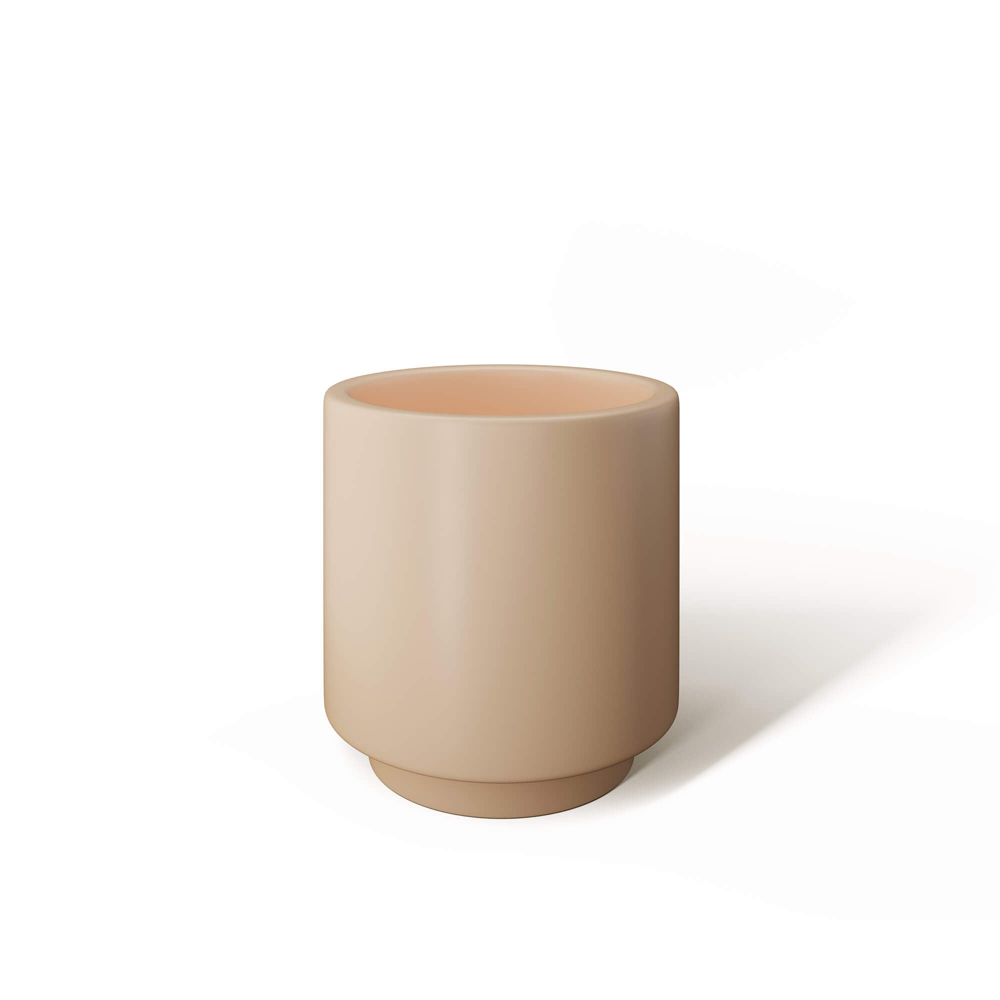 Mini Stage Pot - Blush