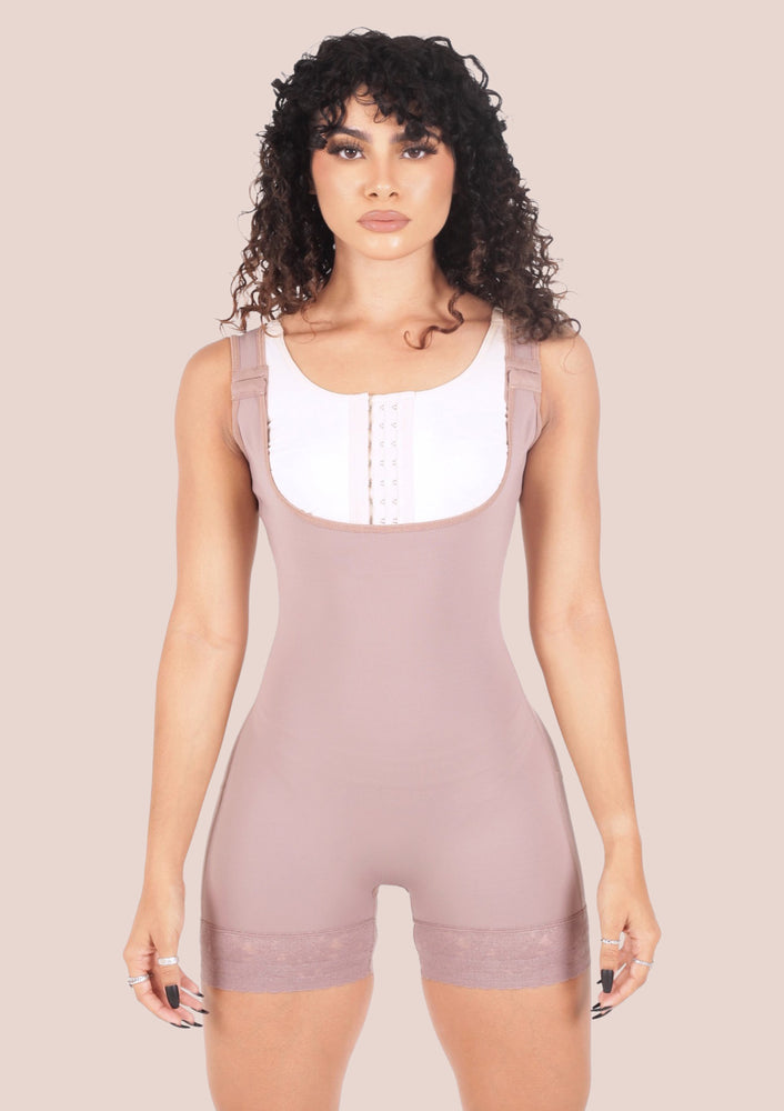 Comfy Breathable Everyday Faja Shaper - Wide Straps