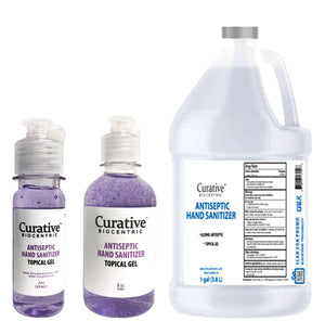 Curative Hand Sanitizer - Made in the USA