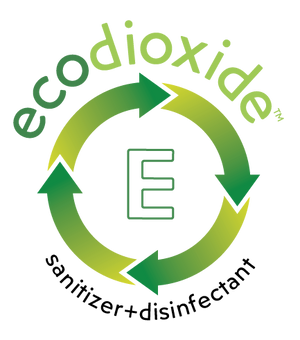 Ecodioxide E - EPA Registered Disinfectant Tablets - makes twelve 16oz bottles