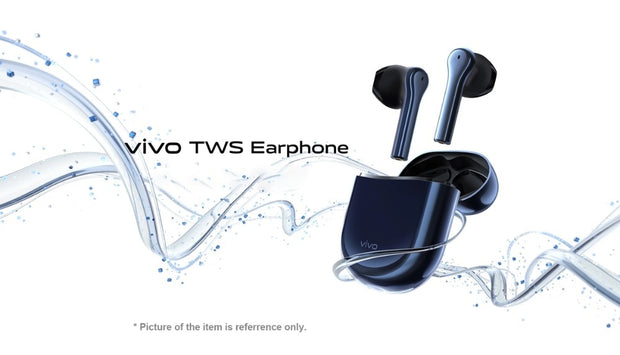 2020 VIVO TWS IP54 Bluetooth Headphones