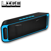 Bluetooth Speaker Wireless Portable Stereo Sound Big Power 10W System