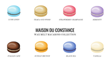 Load image into Gallery viewer, Wax Melt Macaron Collection