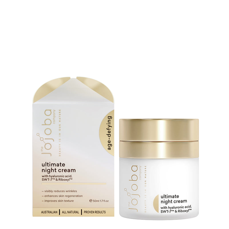 The Jojoba Company - Ultimate Night Cream