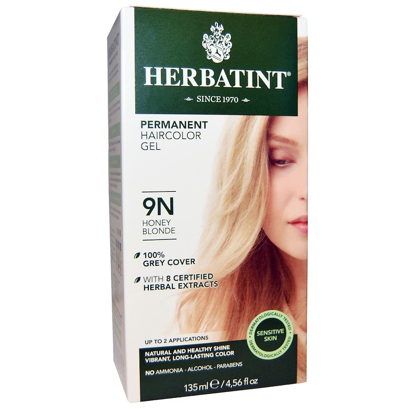 Herbatint - Permanent Haircolor Gel (9N - Honey Blonde)