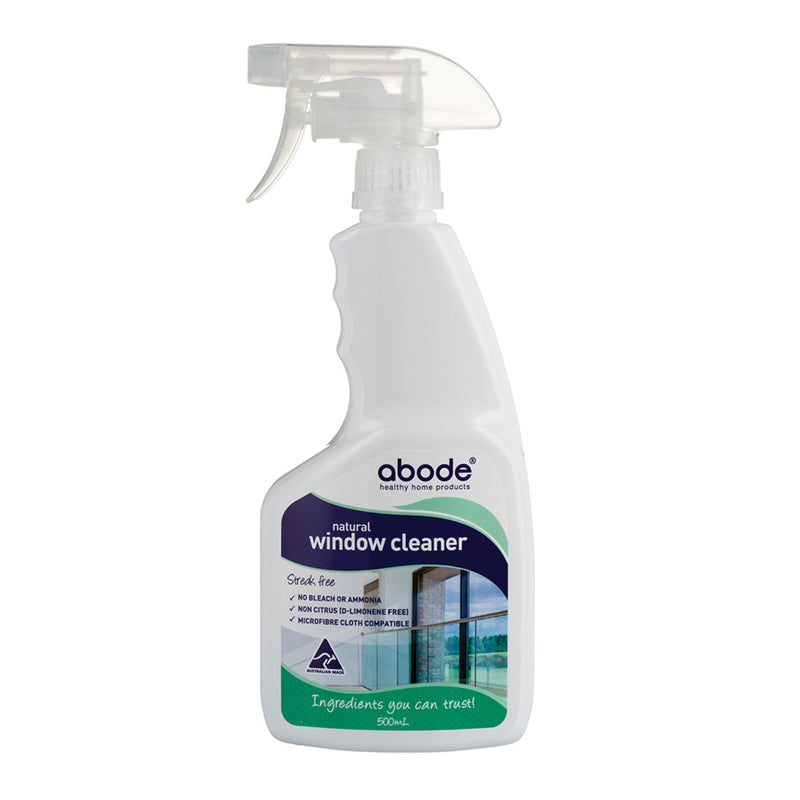 Abode - Window Cleaner Spray