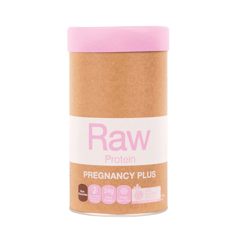 Amazonia - RAW Protein Pregnancy PLUS Rich Chocolate