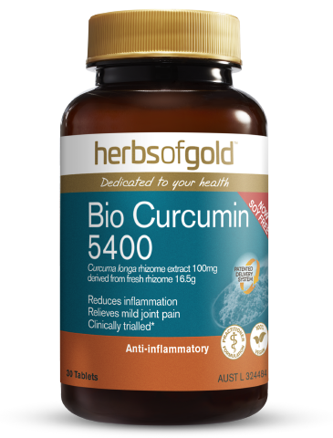 Herbs of Gold - Bio Curcumin 5400