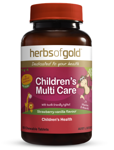 Herbs Of Gold - Children's Multi Care