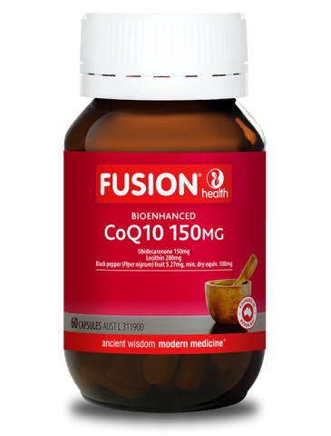 Fusion Health - CoQ10 150mg