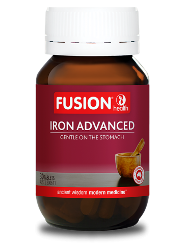 Fusion Health - Iron Advanced