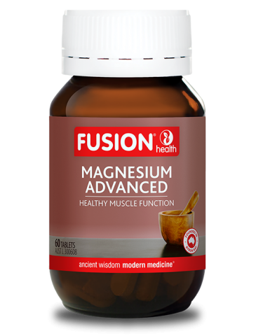 Fusion Health - Magnesium Advanced