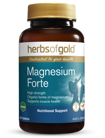 Herbs of Gold - Magnesium Forte