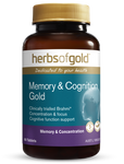 Herbs of Gold - Memory & Cognition Gold