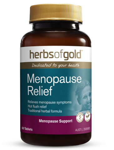 Herbs of Gold - Menopause Relief