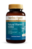 Herbs of Gold - Natural Vitamin E 500I.U.
