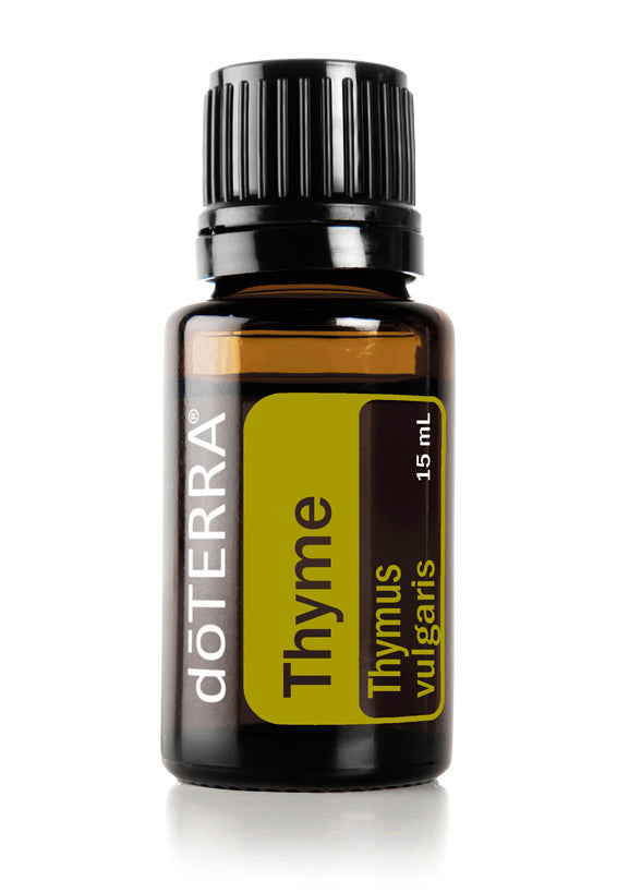 doTERRA - Thyme Essential Oil