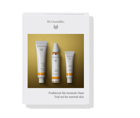 Dr Hauschka Trial - Set for Normal Skin
