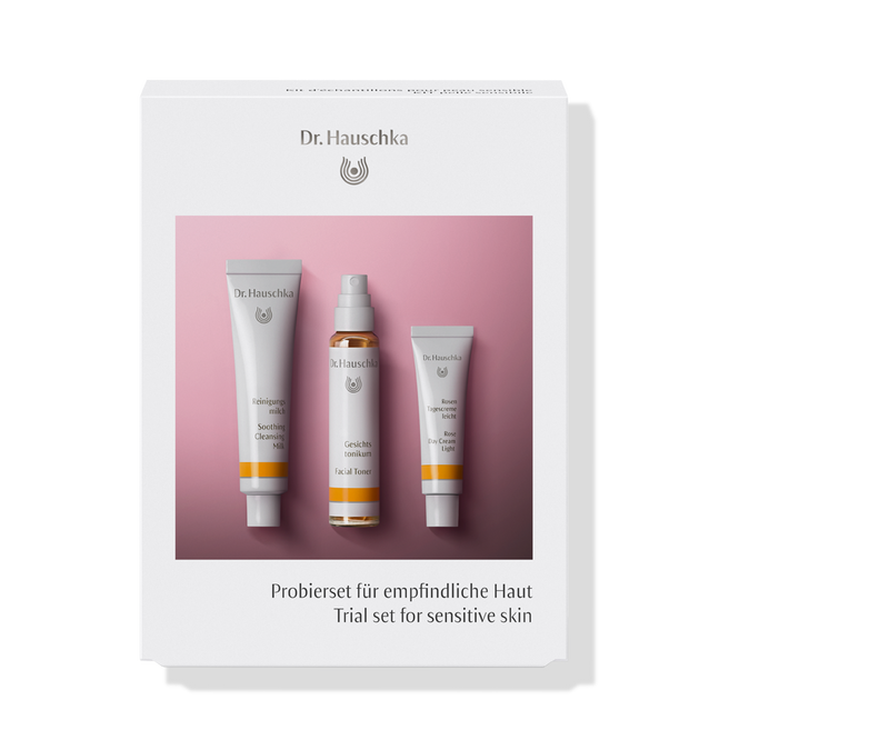Dr. Hauschka - Trial Set for Sensitive Skin