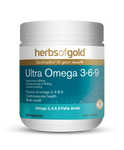 Herbs of Gold - Ultra Omega 3-6-9