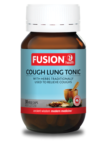 Fusion Health - Cough Lung Tonic