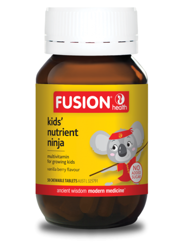 Fusion Health - Kids Nutrient Ninja