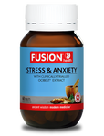 Fusion Health - Stress & Anxiety