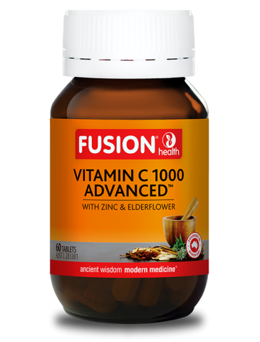 Fusion Health - Vitamin C 1000 Advanced