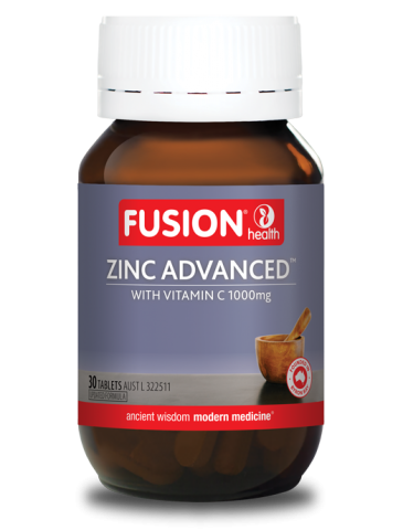 Fusion Health - Zinc Advanced