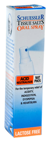 Schuessler Tissue Salts - Nat Phos Spray