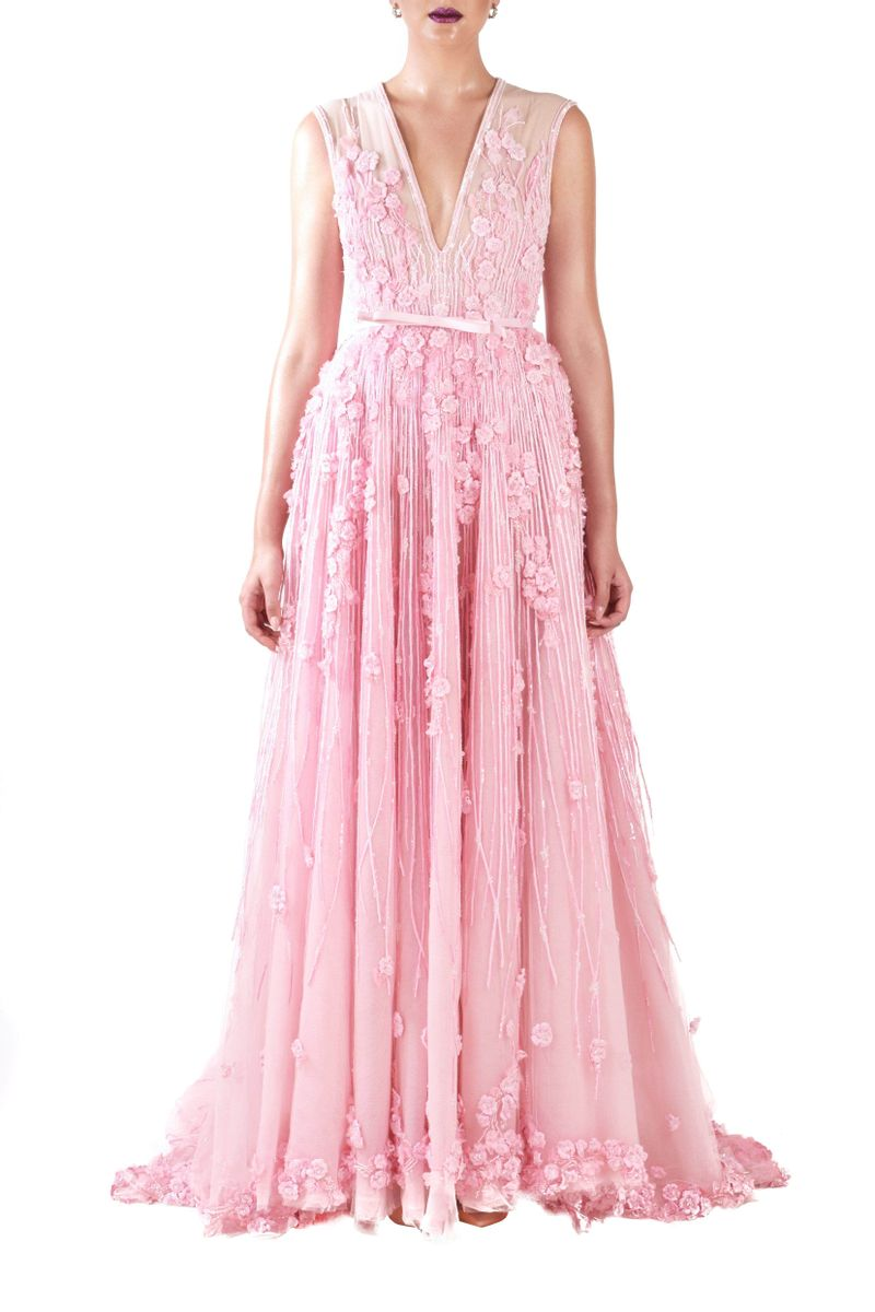 Pink Tulle Ballgown - BYTRIBUTE