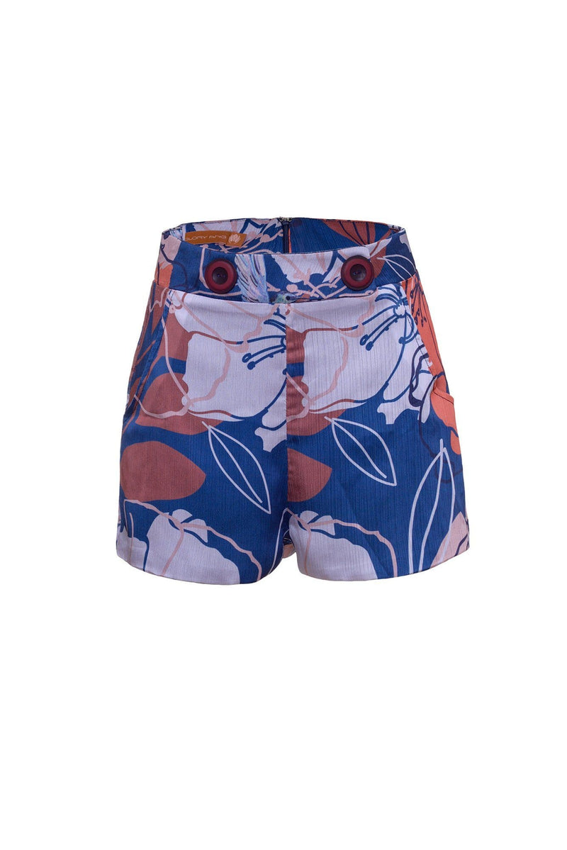 Navy Sandpiper Shorts - BYTRIBUTE