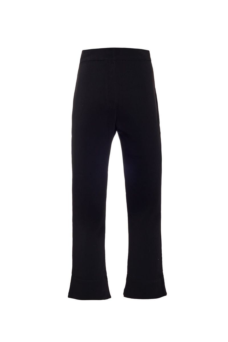 Black Worimi Pants - BYTRIBUTE