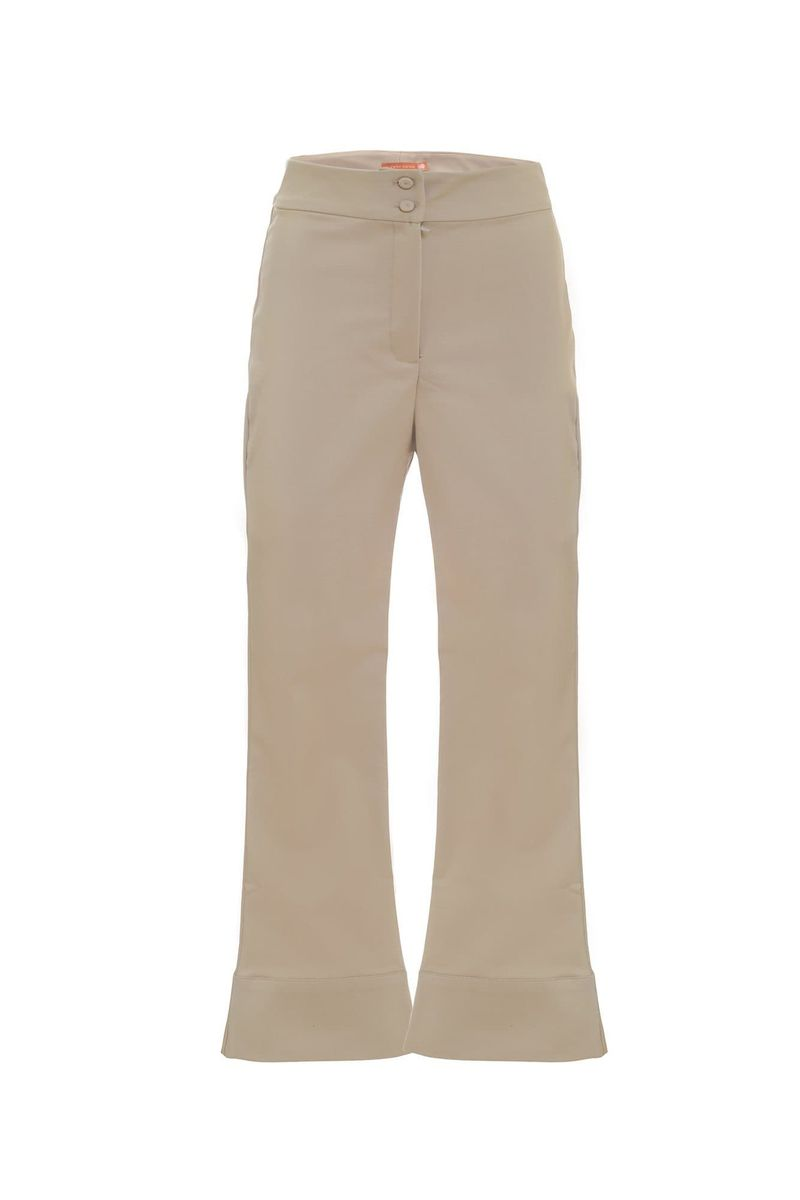 Khaki Worimi Pants - BYTRIBUTE