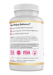 Discounted - Wejoy Balance 2 Bottles
