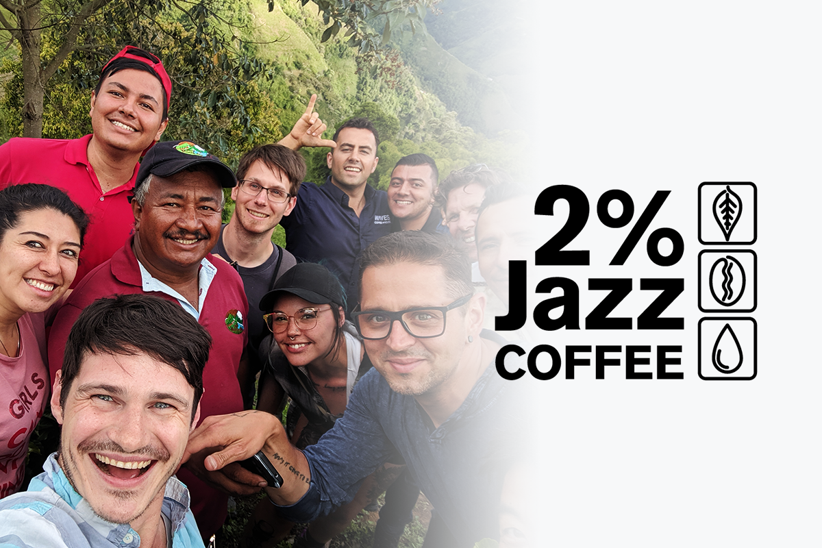 2% Jazz Coffee