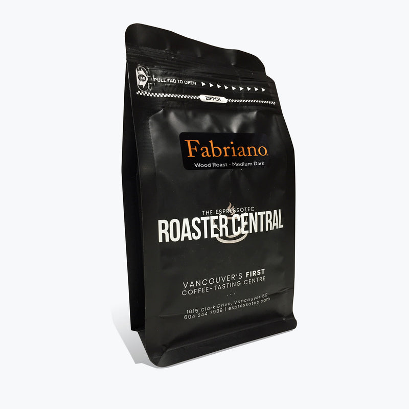 Caffé D'arte Coffee – Fabriano Alderwood Roast